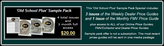 Be sure to check out our 'Old School' Specials for sample packs and discounts