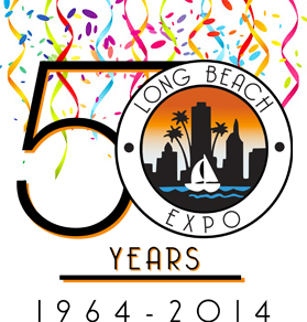 The 50th Anniversary of the Long Beach Expo January 30 - February 1, 2014